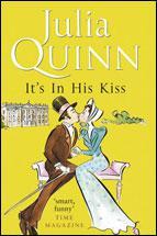 It's In His Kiss (Bridgertons #7) by Julia Quinn