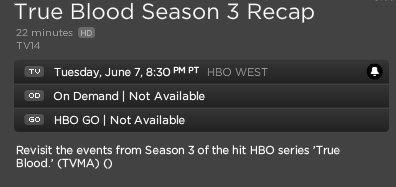 "True Blood ""Digging Up Season 3″ to air June 7"