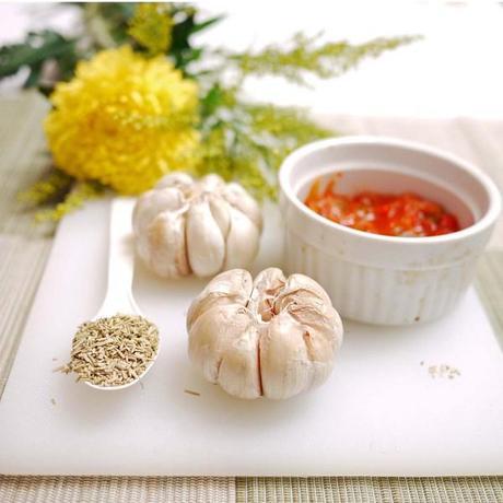 Garlic and Rosemary Focaccia