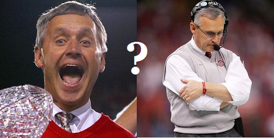 Empty Vest Syndrome with Miss Scarlet: The Resignation of Jim Tressel, and What if this ever happened to Duke and Coach K?