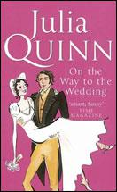 On the Way to the Wedding (Bridgertons #8) by Julia Quinn