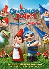 DVD: Gnomeo & Juliet