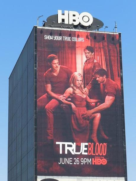 True Blood Billboard is Back on Sunset Strip!