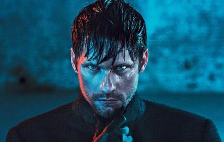 Alexander Skarsgård was nervous starting True Blood