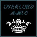 Come Overlord Award!