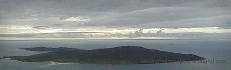 Photo - view from Harris to Taransay ad St Kilda