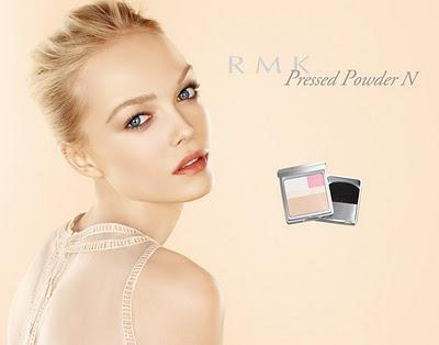 New RMK Pressed Powder N SPF10 Review
