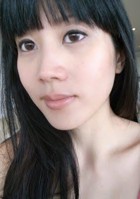 Naturally Nude FOTD
