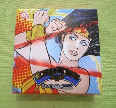 MAC Wonder Woman Mighty Aphrodite Powder Blush