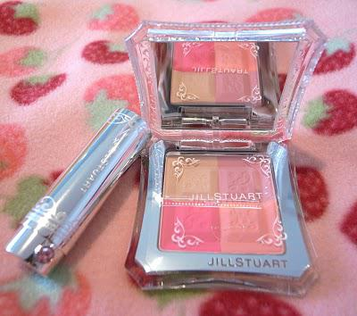 New Jill Stuart Spring 2011 Haul and Swatches