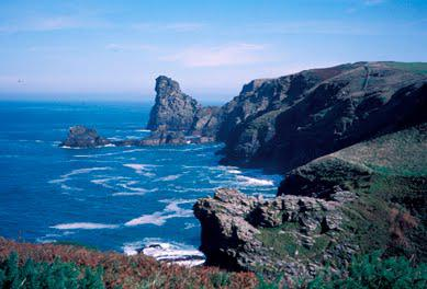 Walking the Cornwall Coast:  Part I
