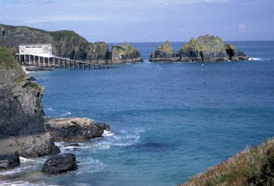 Walking the Cornwall Coast:  Part II