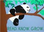Read, Know, Grow:  Support School Libraries
