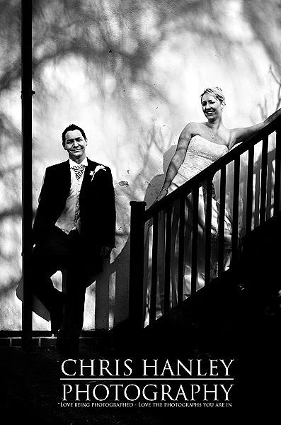 Fun contemporary spring wedding photos by Chris Hanley 09