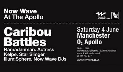 Now Wave @ The Apollo