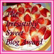 My first blog award!