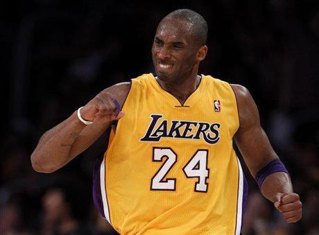 Kobe Bryant: Fined for Using Anti-Gay Slur