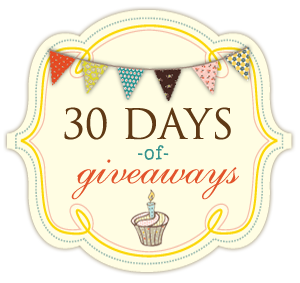 Blog Guide Book 30 Days of Giveaways
