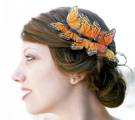 haircrownButterfly Fashion Galore: All Hearts Aflutter