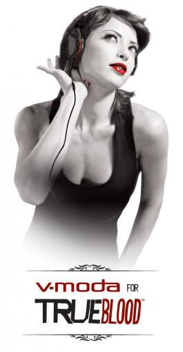 V-MODA for True Blood Headphones Will Make Your Ears Bleed