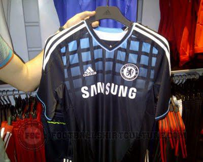 2011/12 Leaked Chelsea Away Kit