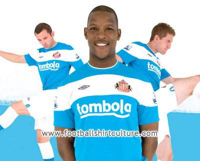 2011/12 Sunderland Away Shirt