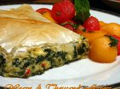 Whole Lotta Less' Spinach Ricotta Spanakopita
