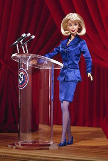 Senator Barbie