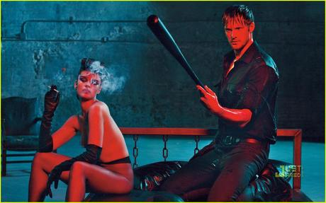 More Pictures of Alexander Skarsgard From Interview Magazine