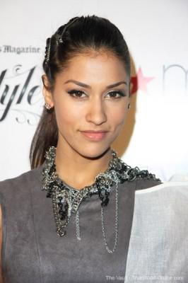 Janina Gavankar eye-catching at Music and Fashion Event