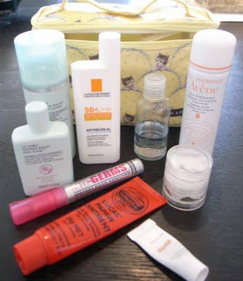 Products I Take With Me On My Travels