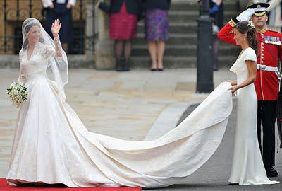 The Dress Most Copied - Royal Wedding