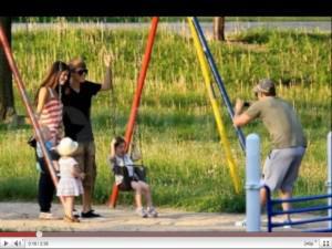 Selena Meets The Biebers