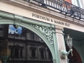 Lessons learned from Cupcake and Tart Demonstration, Fortnum & Masons