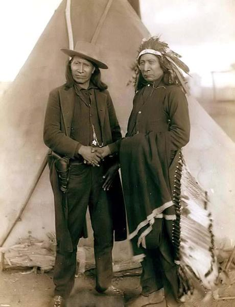 WOUNDED KNEE: Sacred ground for American Sioux Indians.  Our June feature.