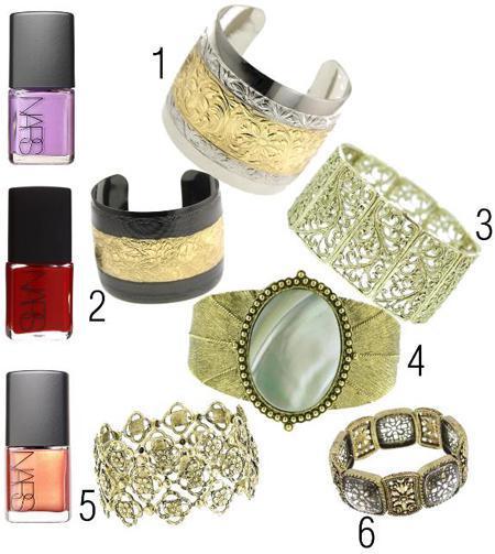 gold cuffs1Fab Find Friday: Cuff It!