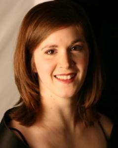 Julia Katherine Walsh celebrated while celebrating in song