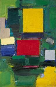 Hans Hofmann -The Gate