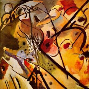 Wassily Kandinsky-Improvisation