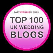 Top 100 UK wedding blogs list