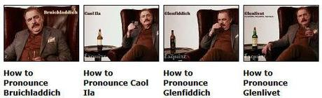How To Never Mispronounce A Scotch Name Again