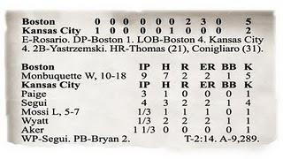 The big inning