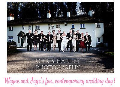 wedding photo of the week by Chris Hanley Photography