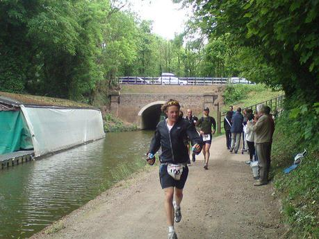 Grand Union Canal Run - Supporting and following the best race in the UK