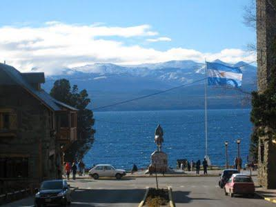 Volcanic Eruption in Chile Affects Bariloche