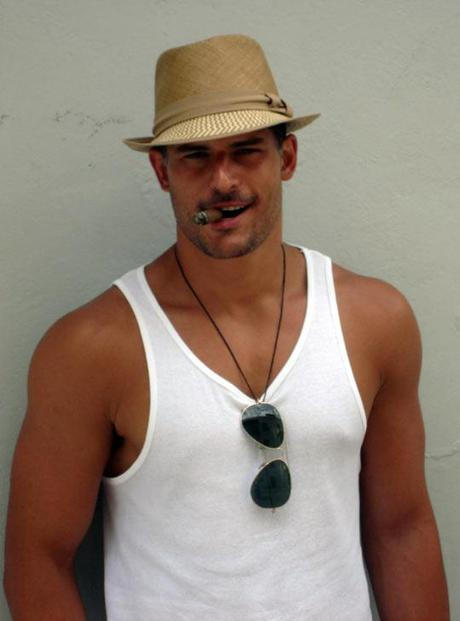 Manganiello in AfterElton's Hot 100