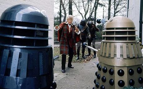 "Review #2547: Classic Doctor Who: ""Day of the Daleks"""