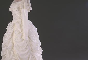 Parachute Wedding Dress