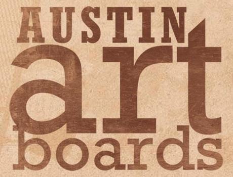 Austin Art Boards logo