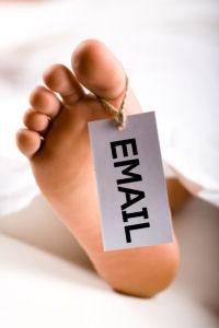 Social Media Can't Kill Email … Can it?